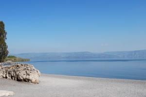 The Sea of Galilee(2)