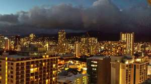 lights of waikiki 2014