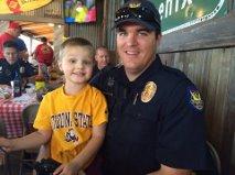 Cop Davey and Micah