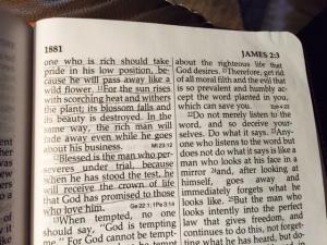 James 1, 9-12