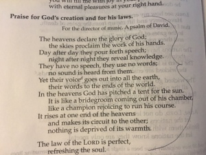 April 29 psalm 29 2016
