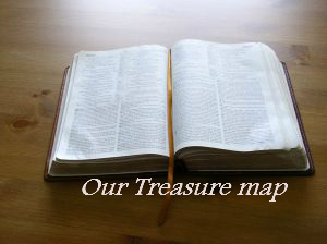 our-treasure-map